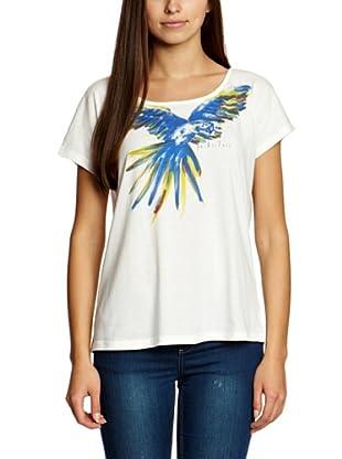 Quiksilver Camiseta Marengo (Crema)