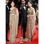 Aishwarya Rai Cannes Award Bollywood Saree