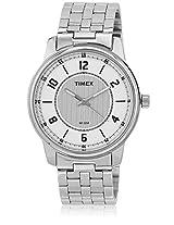 Ti000V80300 Silver Analog Watch