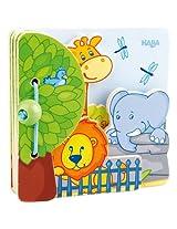 HABA Zoo Friends Baby Book