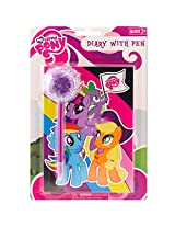 My Little Pony Diary with Pen
