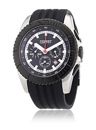 Esprit Reloj de cuarzo Man motorsport black 45 mm
