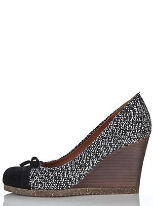 Scholl Zapatos Kisal (Negro)