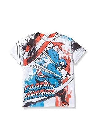Marvel T-Shirt Capt. America Combat