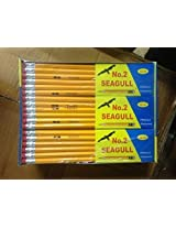 Pencils Pre-sharpened No. 2 144/box 4 Boxes of 144 New Improved Eraser