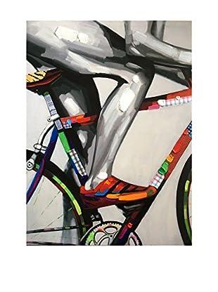 Legendarte Lienzo Il Ciclista