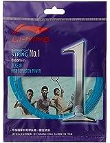 Li-Ning No.1 Badminton String (Sea Blue)