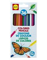 ALEX Toys Artist Studio 36 Colored Pencils