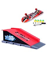 Imported Mini Skateboard and Ramp Accessories set B#