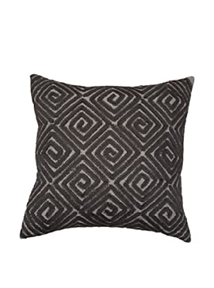 Dream Time Pillow, Charcoal Grey, 18