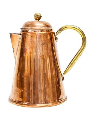 Vintage Copper Coffee Pot, c. 1900s