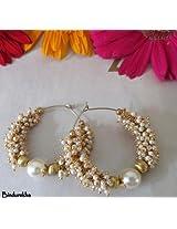 White_Ghungroo_Pearl_Ball_Bali