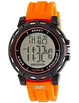 Sonata Ocean Series Digital Black Dial Men's Watch - 77037PP01