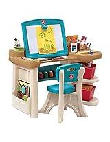 Step 2 Studio Art Desk