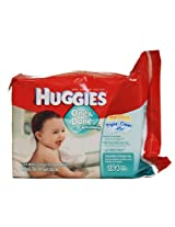 Huggies One & Done Refreshing Wipes Cucumber & Green Tea - 184 ea 2 Pack