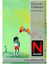 Educació i Pedagogia: Recull d'articles (Catalan Edition)