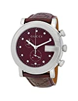 Gucci 101G Men'S Chronograph Watch - Gcya101344