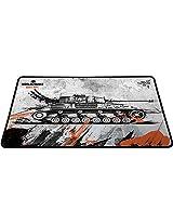 Razer Goliathus Medium SPEED World of Tanks Edition Soft Gaming Mouse Mat