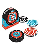 Think Fun Word A Round Game, Multi Color