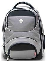 Harissons Tsunami 33L Grey/Black Laptop Backpack