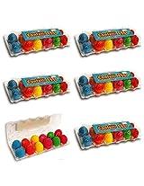 Humpty Dumpty Confetti Eggs Cascarones (6 Dozen)