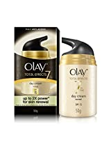 Olay Total Effects 7 in 1 Skin Cream (Moisturizer) Normal  SPF15, 50g