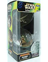 Star Wars 1998 Complete Galaxy Dagobah with Yoda MIB