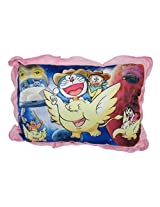 Thefancymart Pink & Blue Designer Kids Pillow - 5