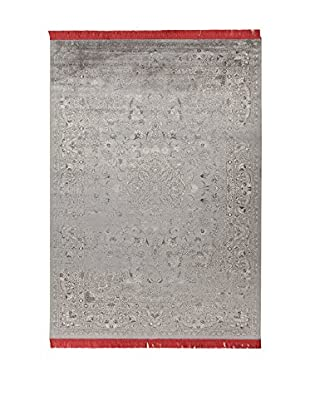 ABC Tappeti Teppich grau 120 x 180 cm