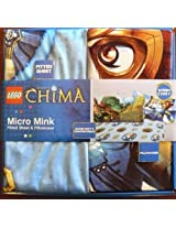Lego Chima Micro Mink Warm Sheet Set - 2 Piece