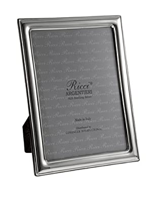 Ricci Bulge Sterling Silver Frame, 8