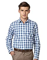 Allen Solly Vintage Checkered Cotton Shirt