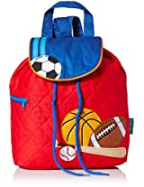 Stephen Joseph Quilted Backpack, Sports