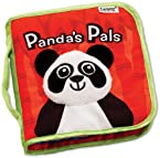 Lamaze Cloth Book, Panda's Pals