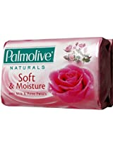 Palmolive Naturals Nourishing Sensation with Milk & Rose Petals Bar Soap, 80 G / 2.8 Oz Bars, 3 in a Pack (Pack of 4) 12 Bars Total