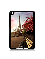 Spring Time Eiffel Tower Cover Case for Ipad Mini by Atomic Market