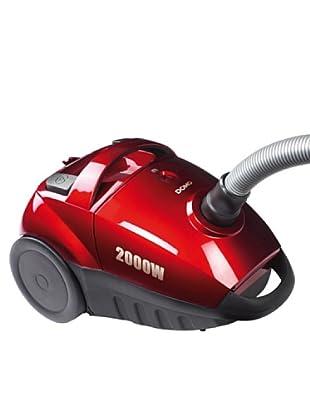 Domo DO7236S, 1800 W, Negro, Rojo - Aspirador