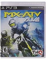 M X Vs A TV Alive (PS3)