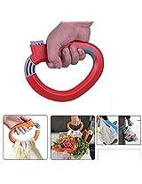 Creative Labor-Saving Bag Holders Self-Locking Thumb Bag Carrier