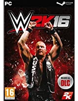 WWE 2K16 PC (Digital Version - No Physical Disc)