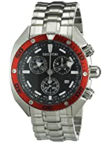 Sector Chronograph Black Dial Men's Watch - R3253966125