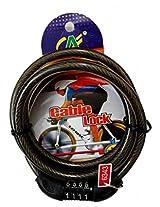Premium Quality M4DNCBHL Multipurpose Helmet 4 Digit Numeric Cable Lock