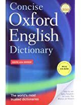 Concise Oxford English Dictionary (with CD)