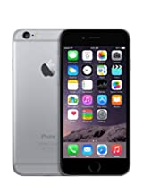 Apple iPhone 6 (Space Gray, 16GB)