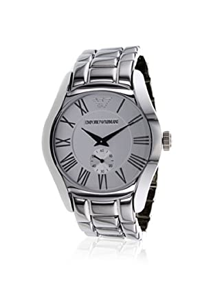 Emporio Armani Men's AR0647 Silver Stainless Steel Watch