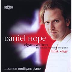 Elgar/Walton: The Sonatas for Violin and Piano