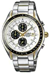 Casio Tachymeter Analog Multi-Color Dial Men's Watch EF-503SG-7AVDF