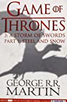 Game of Throne: A Storm of Swords - Part 1 (A Song of Ice and Fire)
