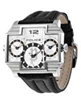 Police Analog Silver Dial Men's Watch - PL13088JS/04