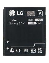 LG LGIP-570A SBPL0097701 SBPL0094902 CF750 Original OEM Battery - Non-Retail Packaging - Black